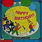 Happy Birthday! by Gail Gibbons
