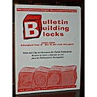 Bulletin Building Blocks, 2005-2006: Print…