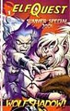 Elfquest - Wolfshadow (Summer Special 2001…