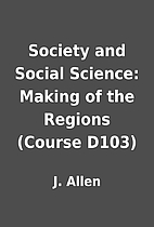Society and Social Science: Making of the…