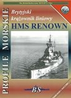 Profile Morskie 34 - Brytyjski Krazownik…