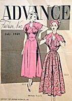 Advance Fashion News, 1949 July by Advance…
