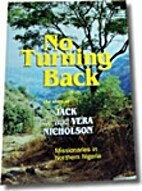 No turning back by Wendy Capill