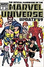The Official Handbook Of The Marvel…
