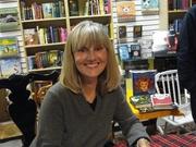 Author photo. taken by Lesa Holstine, 2/19/08