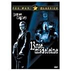 13 rue Madeleine [1947 film] by Henry…
