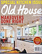 Old House Journal April 2014 by Demetra…
