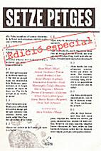 Edició especial: setze petges by Rosa…