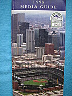 1995 Colorado Rockies Media Guide
