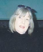 Author photo. Sally N. Vaughn
