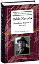 Nerudiana dispersa II (1915-1973). Vol. V by…