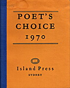 Poet's Choice 1970 by Philip Roberts