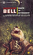 Death in Retirement by Josephine Bell