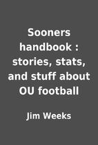 Sooners handbook : stories, stats, and stuff…