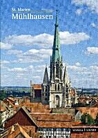 St. Marien Mühlhausen by Ernst Badstubner