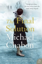 The Final Solution. A Story of Detection by…