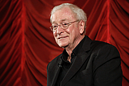 Author photo. Michael Caine, guest at the Vienna International Film Festival 2012, Gartenbaukino. Photo credit: Wikimedia Commons user Manfred Werner / Tsui