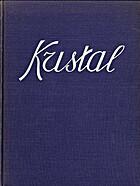 Kristal : letterkundige productie by Emmy…