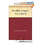 The Bible in Spain - Vol. 2 [of 2] by George…