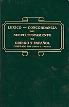 Nuevo Lexico Griego Espanol (Spanish Tr.…