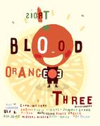 Blood Orange #3 by Chris Polkki