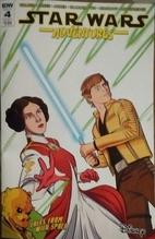 Star Wars Adventures #4 by Ben Acker