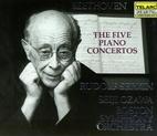 The Five Piano Concertos by Ludwig van…