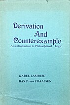 Derivation and Counterexample: An…