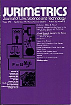 Jurimetrics: Journal of Law, Science, and…