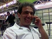 Author photo. Ville .fi,  July 28, 2005