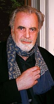 Author photo. Austrian actor Maximilian Schell. Photo credit: Wikimedia Commons user Heikenwaelder Hugo (Heikenwaelder)