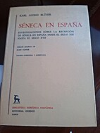 Séneca en España : investigaciones sobre…