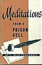 Meditations from a Prison Cell: Devotional…