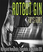 Rotgut Gin (Sinners, #3.5) by Rhys Ford
