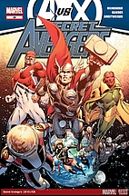 Secret Avengers #26 by Rick Remender
