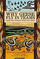 Why Geese Fly in Teams by Kathryn E. Lewis
