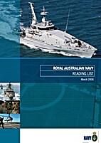 Royal Australian Navy reading list: March…