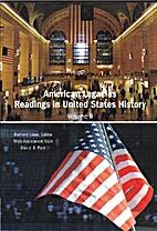 American Legacies: Readings in United States…