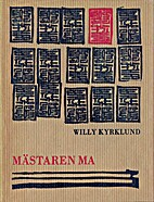 Mästaren Ma by Willy Kyrklund