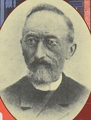 Author photo. Helmer Molema (1822-1897)