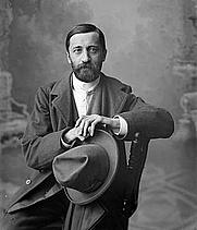 Author photo. Dimitri Sergeyevich Merezhkovsky (1866-1941)