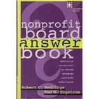 Nonprofit Board Answer Book: Practical…