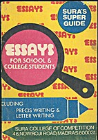Essays For School And College Students by V…