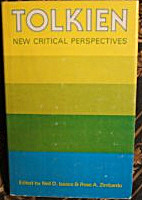 Tolkien, New Critical Perspectives by Neil D…