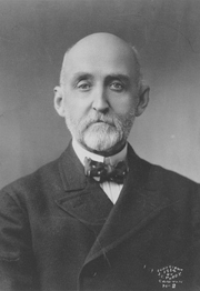 Author photo. c1904, Library of Congress