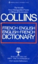 Collins French Dictionary by HarperCollins