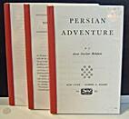 Persian Adventure by Anne Sinclair Mehdevi
