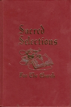 Sacred Selections for the Church