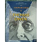 Coups de coeur a Thomas Owen. by Daniel J.…