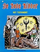 Het testament by Karel Biddeloo